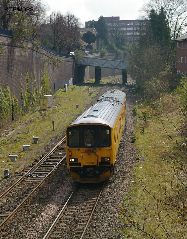 950001 leaving High Wycombe