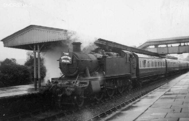 2-6-2T at Bourne End'