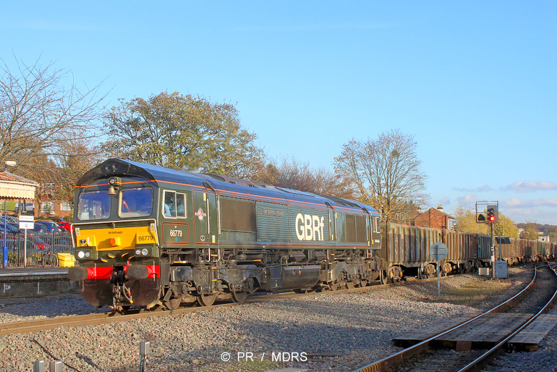 66779 at High Wycombe