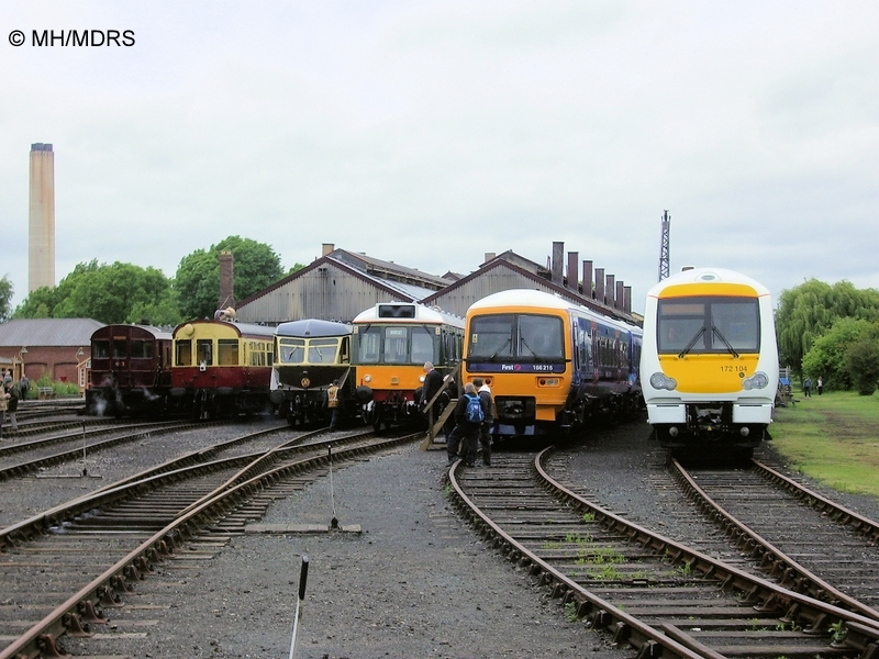 Railcar Line Up (Mike Hyde)